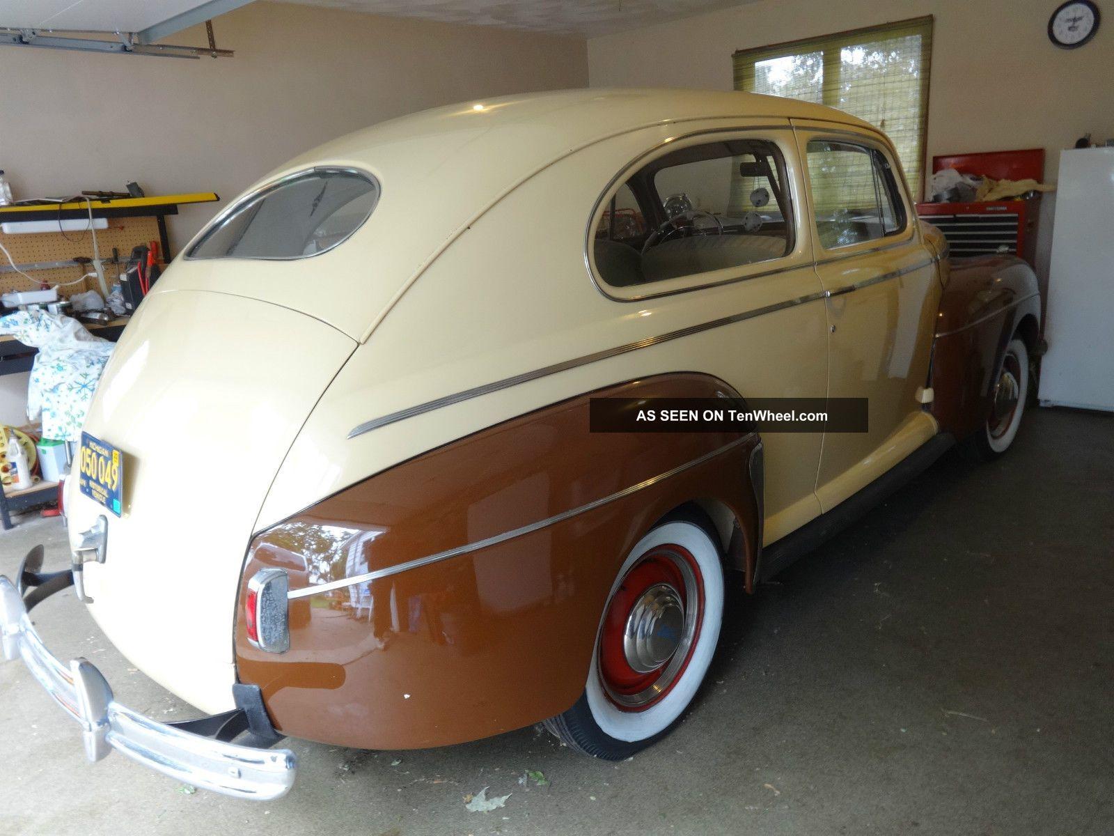 1941 ford deluxe 2 door sedan flathead v8 flatty hot rod for 1941 ford super deluxe 4 door sedan