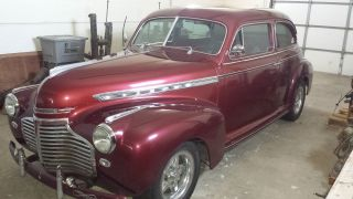 1941 Chevy 2 Dr Sedan photo