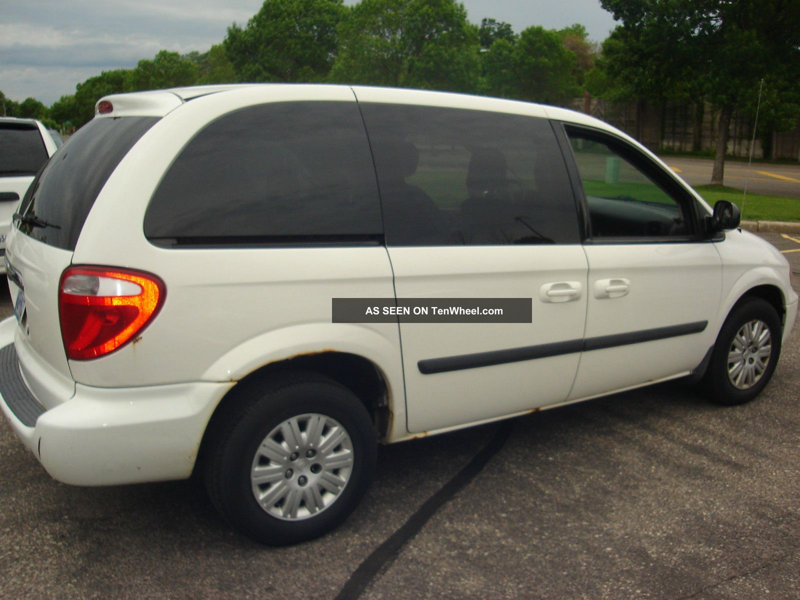 2007 Chrysler Town  U0026 Country