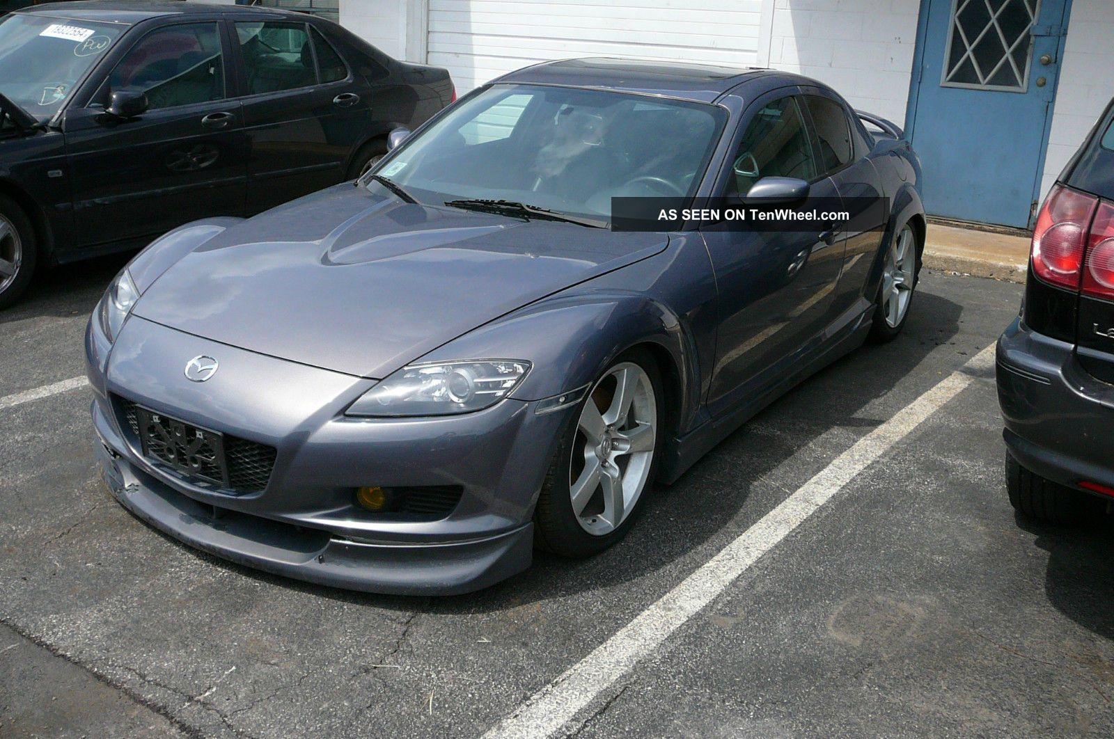 2006 Mazda Rx8 RX-8 photo