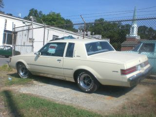1984 Buick Regal Limited photo