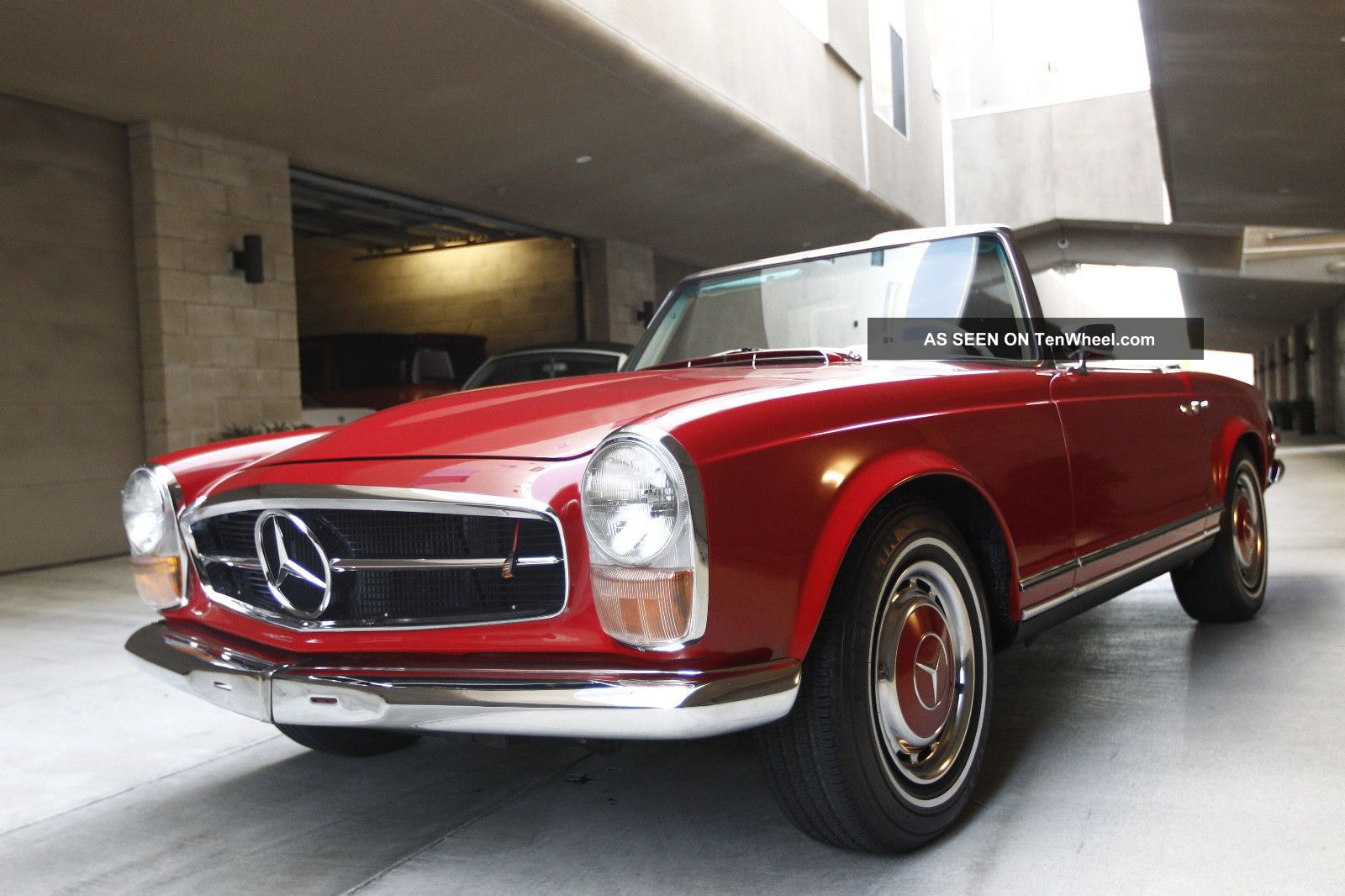 1969 mercedes benz pagoda 280sl 280 sl convertible coupe for Mercedes benz 280sl pagoda