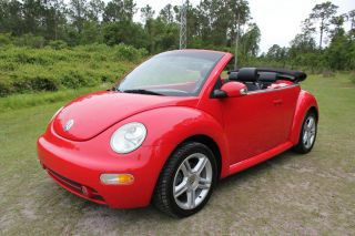 2004 Volkswagen Gls Turbo Beetle Convertible Now photo