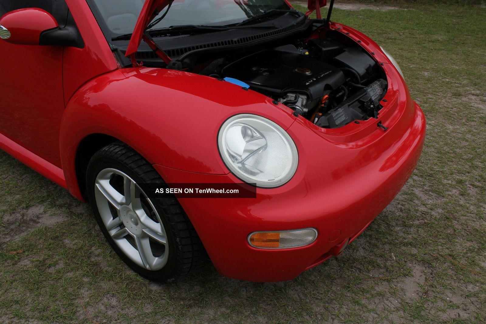 2004 volkswagen gls turbo beetle convertible now. Black Bedroom Furniture Sets. Home Design Ideas