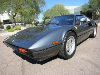 Ferrari 308 Gtsi Quattrovalvole 1985 photo