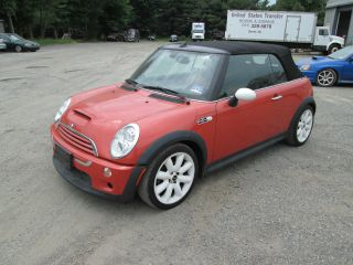 2006 Mini Cooper S Convertible Mechanic Special photo