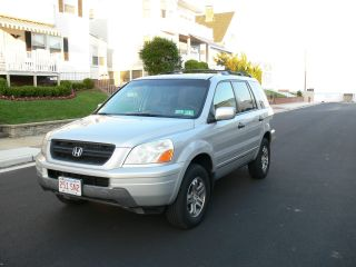 2004 Honda Pilot Ex - L - Near Perfect Maintenance photo