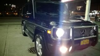 Mercedes G500 2007 Edition photo