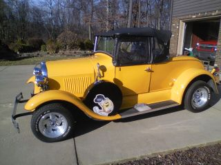 1981 Shay Model A Deluxe Roadster photo