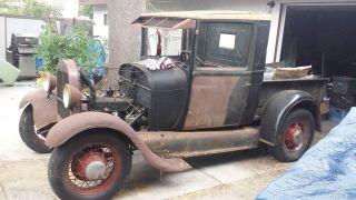 1929 Model A Pickup photo
