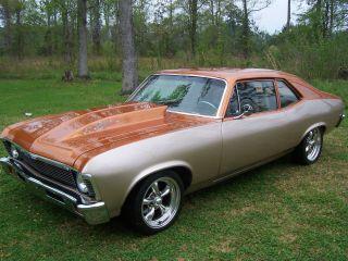 1971 Chevrolet Nova A Car Runs & Drives Excellent 350 / 375hp photo