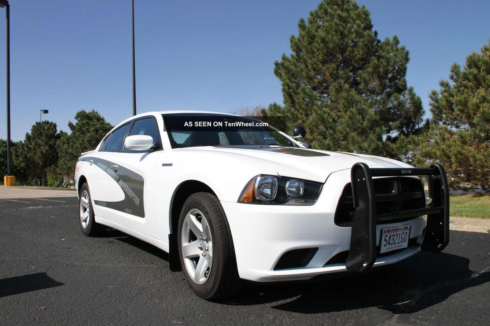 2011 Dodge Charger Police Pursuit Interceptor Hemi 5 7 Liter