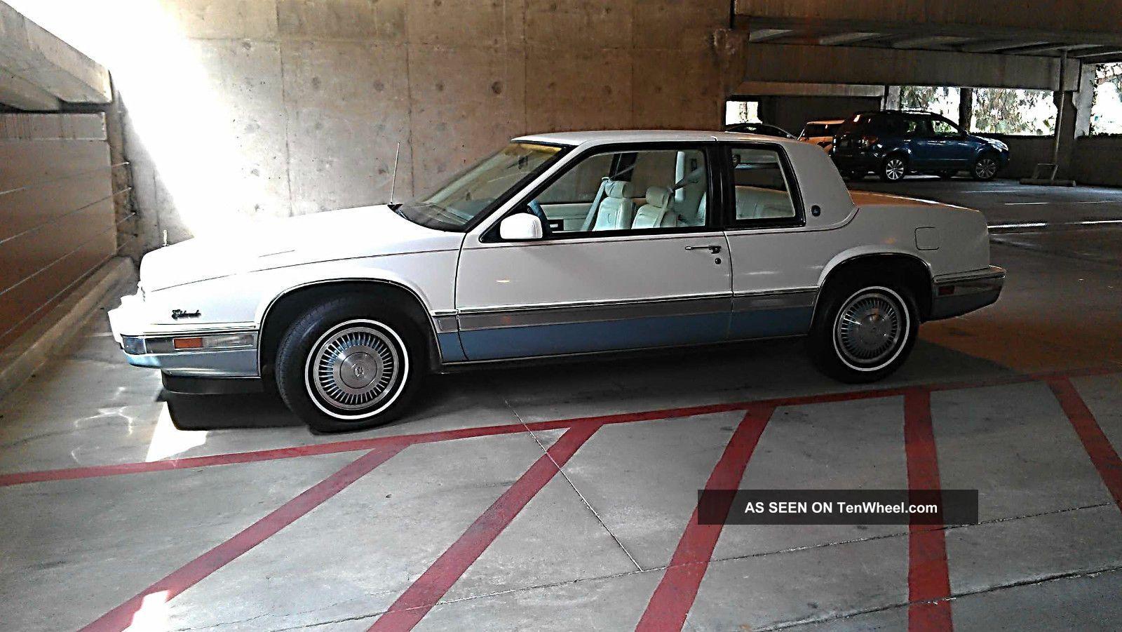 1986 cadillac eldorado america ii special edition tenwheel