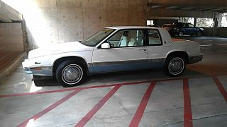 1986 Cadillac Eldorado America Ii Special Edition - photo