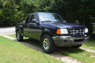 2002 Flareside Ford Range Xlt Extended Cab photo