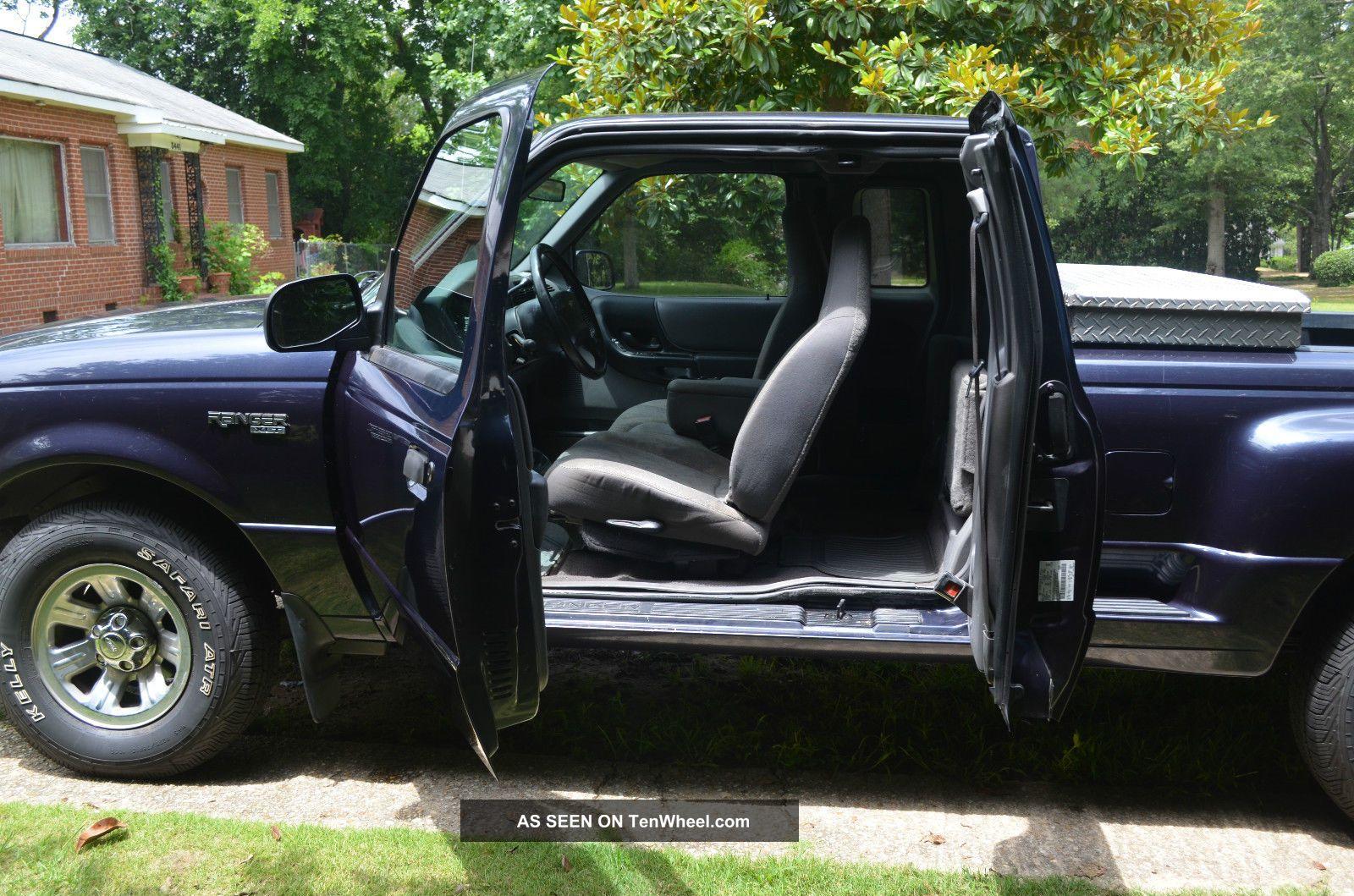 2002 Flareside Ford Range Xlt Extended Cab