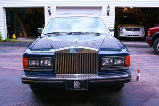 1985 Rolls Royce Silver Spur Base Sedan 4 - Door 6.  7l photo