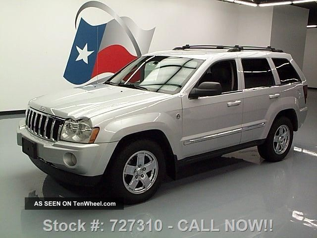 2005 Jeep Grand Cherokee Limited 4x4 60k Texas Direct Auto Grand Cherokee photo