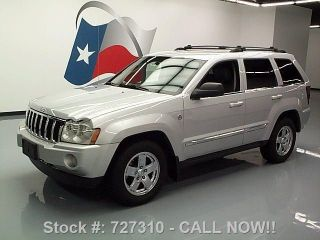 2005 Jeep Grand Cherokee Limited 4x4 60k Texas Direct Auto photo
