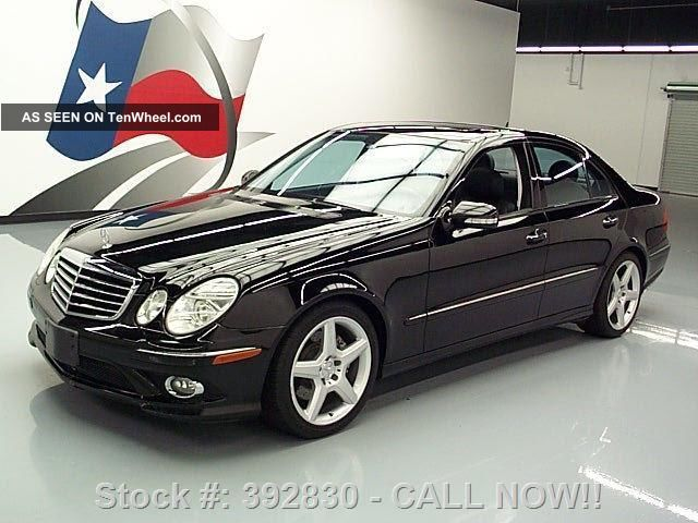 2009 mercedes benz e350 sport paddle shift 54k texas 2009 Pontiac G8 GXP Engine 2009 Pontiac G8 GXP Colors