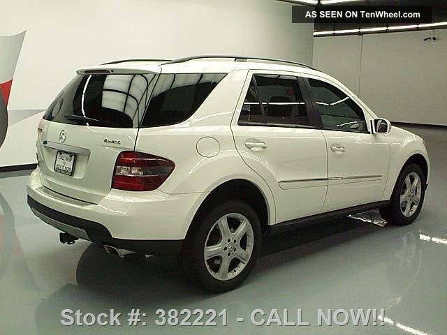 2008 mercedes benz ml350 4matic awd 66k mi texas direct auto for 2008 mercedes benz ml350