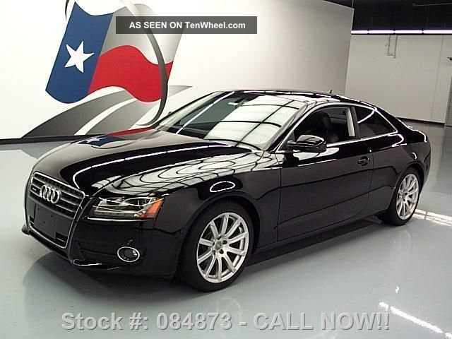 2011 audi a5 quattro premium plus awd 34k texas direct auto. Black Bedroom Furniture Sets. Home Design Ideas