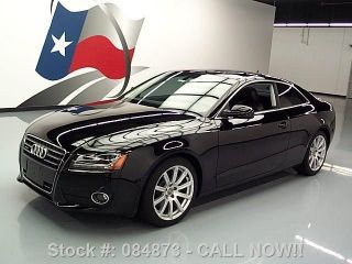2011 Audi A5 Quattro Premium Plus Awd 34k Texas Direct Auto photo
