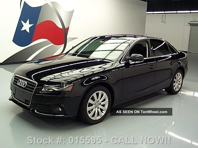 2010 audi a4 2 0t premium plus htd 75k texas direct auto. Black Bedroom Furniture Sets. Home Design Ideas