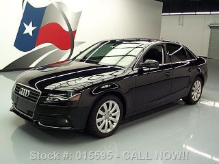 2010 Audi A4 2.  0t Premium Plus Htd 75k Texas Direct Auto photo