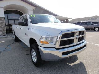 2011 Ram 2500 Slt Extended Crew Cab Pickup 4 - Door 5.  7l photo