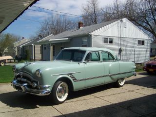 1953 Packard Cavalier 4 Door Sedan photo