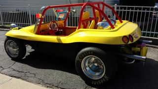 Dune Buggy Vw 1965 Not Hot Rod,  Barn Find,  Power Sports,  Beach,  Rollings Stones photo