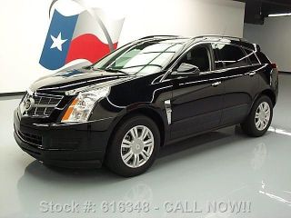 2011 Cadillac Srx Blk On Blk Alloy Wheels 27k Texas Direct Auto photo