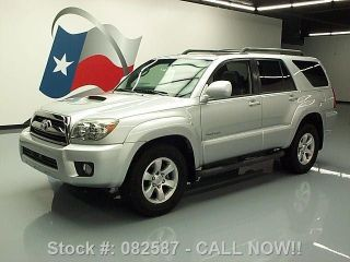 2007 Toyota 4runner Sport Edition 91k Texas Direct Auto photo