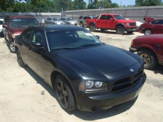 2008 Dodge Charger 4dr Sedan photo