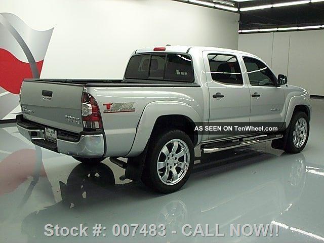 2014 Toyota Tacoma Tss | Autos Post