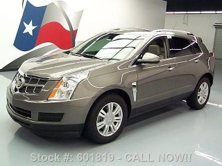 2011 Cadillac Srx Luxury Pano 50k Texas Direct Auto photo