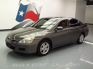 2007 Honda Accord Ex - L Sedan Auto Htd Texas Direct Auto photo