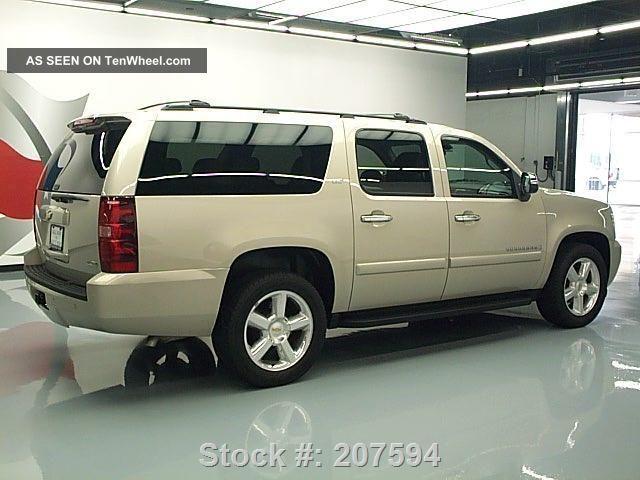 2008 Chevy Suburban Ltz Htd 20 Quot Wheels Only 33k Texas