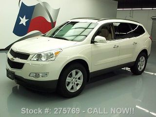 2011 Chevy Traverse 2lt Htd Dual 16k Mi Texas Direct Auto photo