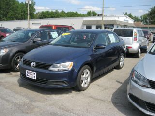 2012 Volkswagen Jetta Tdi 2.  0 Turbocharged Diesel photo