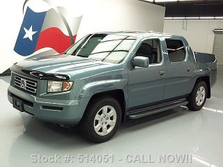 2006 Honda Ridgeline Rtl Crew Awd Texas Direct Auto photo
