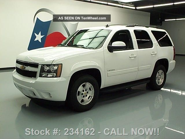2013 chevy tahoe lt 8 pass htd park assist 30k texas direct auto. Black Bedroom Furniture Sets. Home Design Ideas