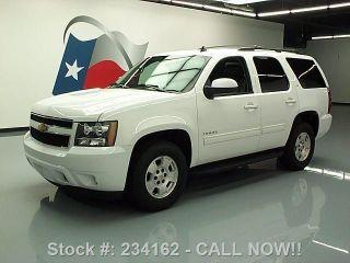 2013 Chevy Tahoe Lt 8 - Pass Htd Park Assist 30k Texas Direct Auto photo