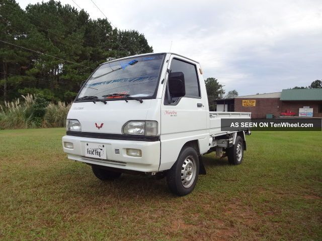 2004 Wuling Mini - Truct Street Legal 2wd Other Makes photo