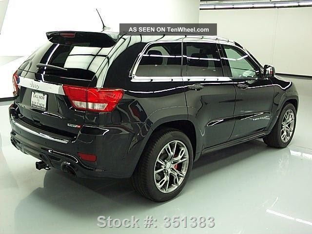 2012 jeep grand cherokee srt8 4x4 hemi pano roof 6k texas direct auto. Black Bedroom Furniture Sets. Home Design Ideas