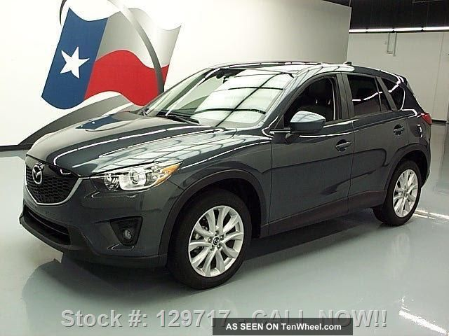 2013 Mazda Cx - 5 Grand Touring 18k Texas Direct Auto Other photo