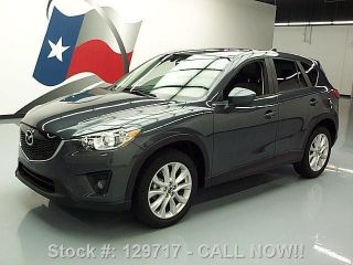 2013 Mazda Cx - 5 Grand Touring 18k Texas Direct Auto photo