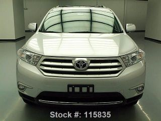 2013 Toyota Highlander Limited Texas Direct Auto photo