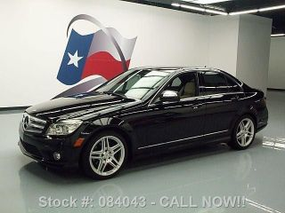 2008 Mercedes - Benz C350 Sport 65k Mi Texas Direct Auto photo